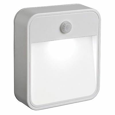 PIR Motion Sensor Wireless Battery Operated LED Night Light Saftey Wall Lamp