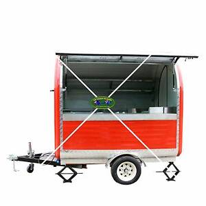 Food & Coffee Mobile Medium Trailer - Start Being Your Own Boss!! South Townsville Townsville City Preview