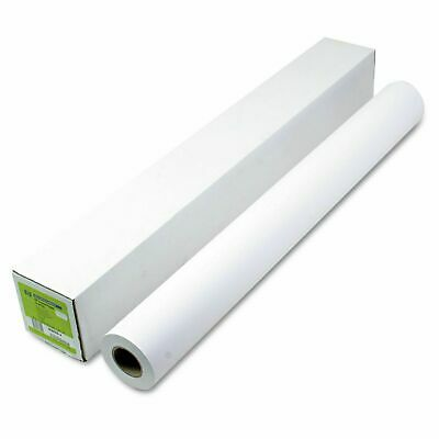 Hp Designjet Universal Coated Paper 26 Lb Wide Format 36 X 150 Roll 1 New Item