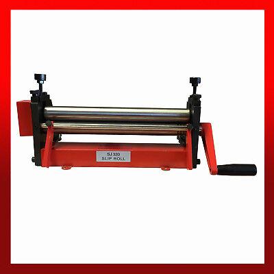 WNS Sheet Metal Bending Rolls / Rollers 320mm x 32mm Roller Diameter Top Slip