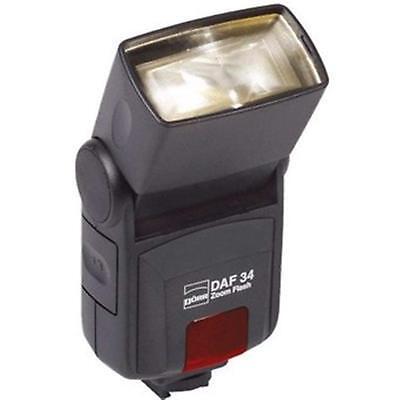 Dörr DAF-34 Zoom TTL-Blitzgerät für Fuji Fujifilm Zoom-Blitzreflektor Flash