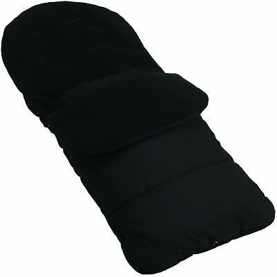 Footmuff / Cosy Toes For Maxi-Cosi Loola Stroller Pushchair Black Jack for sale  Shipping to South Africa