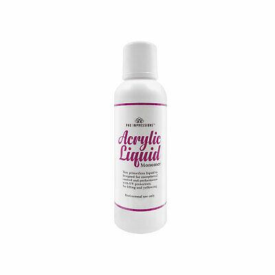 Pro Impressions Acrylic Liquid (Monomer, Nails, Extensions, overlay)