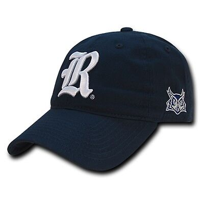 University Of Rice Owls Cotton Relaxed Crown Polo Style Baseball Ball Cap Hat (Rice Hats)