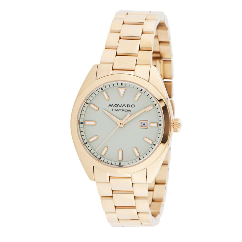 Movado 3650078 Women Heritage Green Quartz Watch
