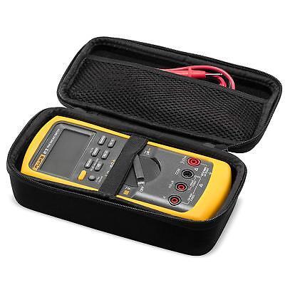 Caseling Hard Case For Fluke 87-v Digital Multimeter Electrical Multi Testers