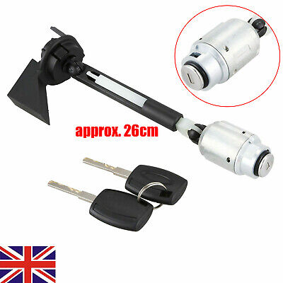 UK Bonnet Release Lock Set Latch Catch For Ford Focus MK2 2004-2012 C MAX KUGA