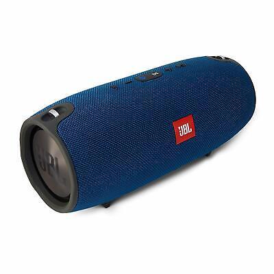 JBL Xtreme Splashproof Rugged Portable Wireless Bluetooth Speaker - BLUE