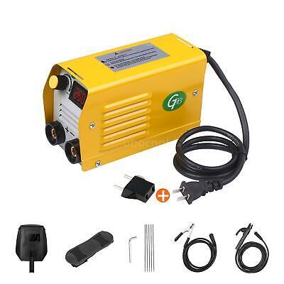 250Amps Inverter Schweißgerät Elektroschweißgerät IGBT 2,5-3,2mm Elektroden H5Z0