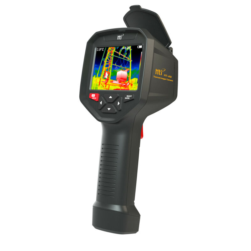 HT-A9 Infrared Thermal Imager&Visible Light Camera,IR Resolution 320X240 Pixels