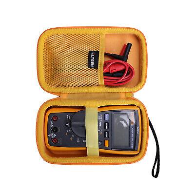 Ltgem Carrying Case For Fluke 117 Electricians True Rms Multimeter Case Only