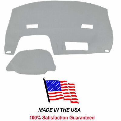 Light Gray Dash Cover Compatible with 1994-1995 Chevy Lumina APV Mini Van CH97-1 - Mini Dash Cover