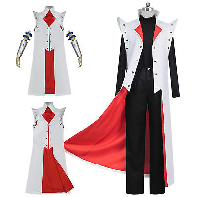 Yu Gi Oh GX Seto Kaiba Uniform Suit Cosplay Costume Custom Made Unisex