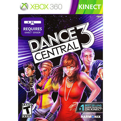 Dance Central 3 Xbox 360 [Factory Refurbished]