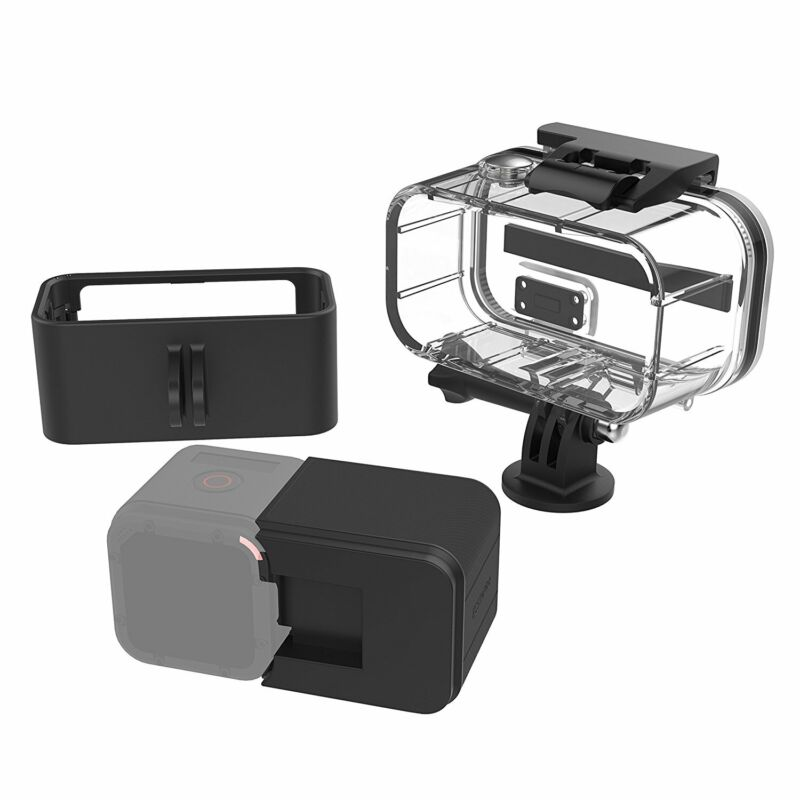 Sabrent Gopro 5 session battery with cases (GP-KT5S-R)