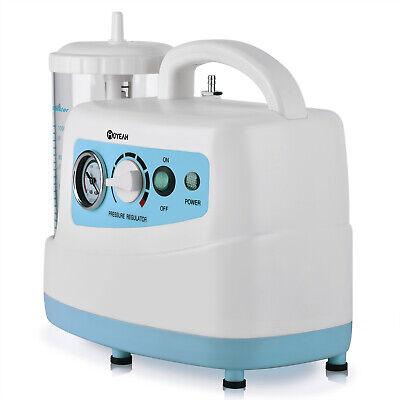 Portable Phlegm Suction Pump Unit Electric Automatic Medical Household Aspirator