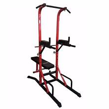 NEW HEAVY DUTY POWER TOWER WITH FOLDABLE BENCH Malaga Swan Area Preview