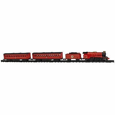 Lionel 28 Piece Hogwarts Express Battery Powered Mini Model Train Set (Open Box)
