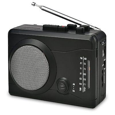 DigitNow!Cassette Tape Player Converter Radio Recorder to Digital MP3