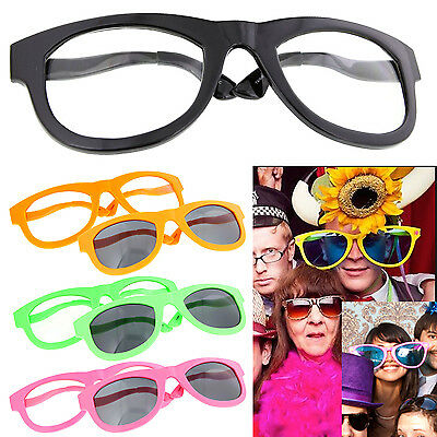 Photo Booth Props For Graduation (JUMBO Sunglasses Glasses for Photo booth Props Wedding Parties Prom)