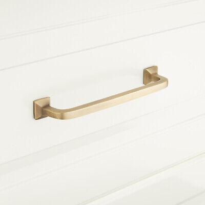 Signature Hardware Klein Solid Brass Cabinet Pull