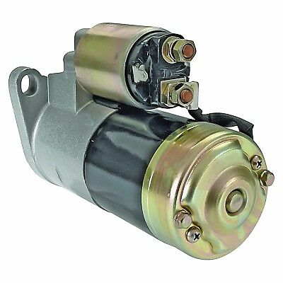New Starter Fits Ford Tractor Compact 3-77 3-81 3-91 Shibaura Diesel 1983-2002