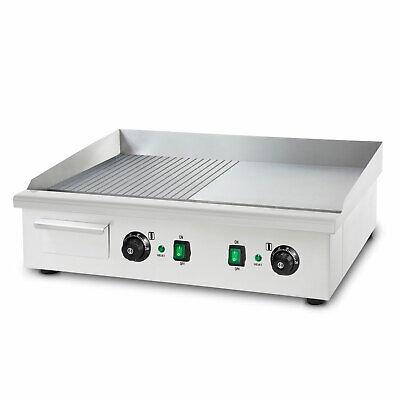 vertes 4400 W Elektro Grillplatte Grill Bratplatte Griddleplatte Bräter