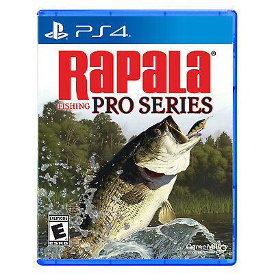 Rapala Fishing Pro Series PS4 [Brand New] - Fishing Fishing Games