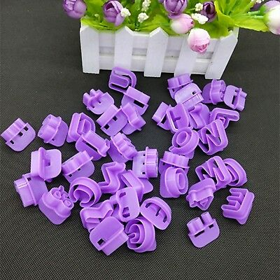 Alphabet Number Cutter Mold Letter Fondant Tools Cake Cookie Decorating Supplies - Abc Cake Decorating Supplies