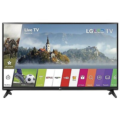 "LG 55LJ5500 55"" 1080p Full HD Smart LED TV (2017 Model) LG5500"