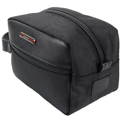 fbe264bbf3 Editorial Pick Alpine Swiss Hudson Travel Toiletry Bag Shaving Dopp Kit Cas