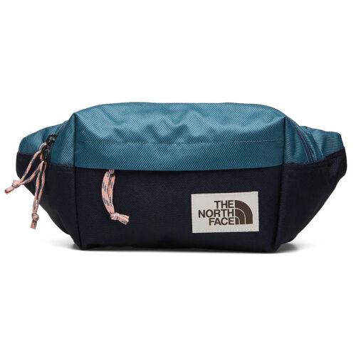 The North Face - Lumbar Pack Belt Bag waist fanny - Mallard Blue / Aviator Navy