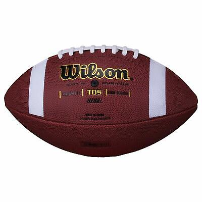 Wilson TDS Football American Football NFL Super Bowl GFL AFVD WTF1715B Top Ball