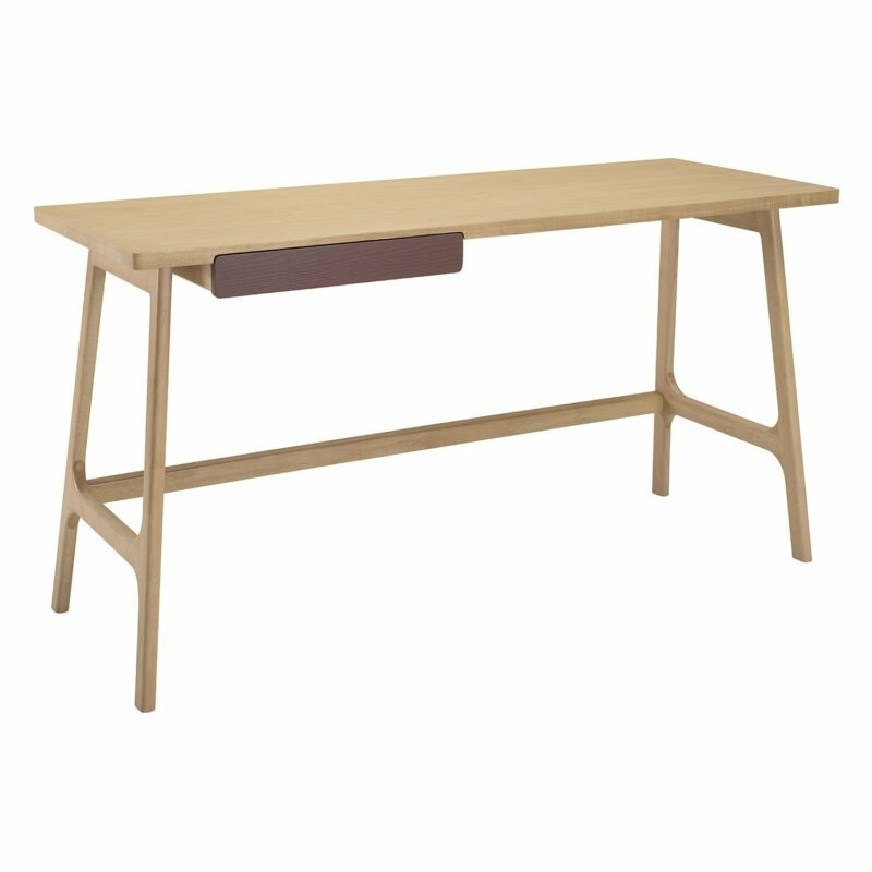 Morey Working Desk - Natural