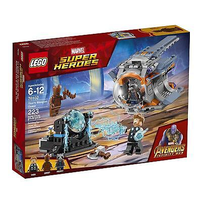 Lego Set 76102 Marvel Avengers Thor's Weapon Quest