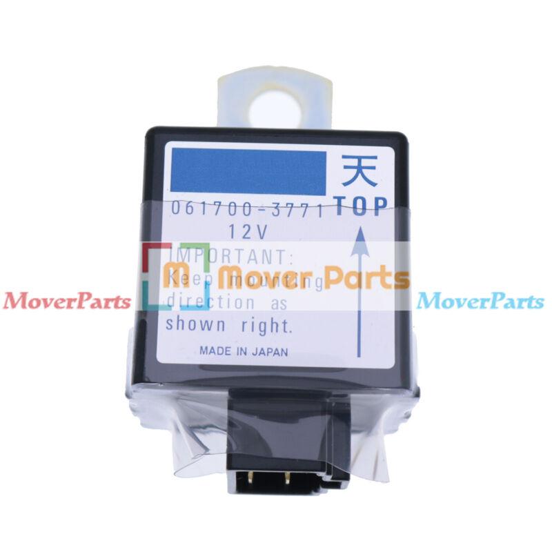 Timer Relay T0070-31410 1J321-60242 For Kubota D1005 D1105 Denso 061700-3771