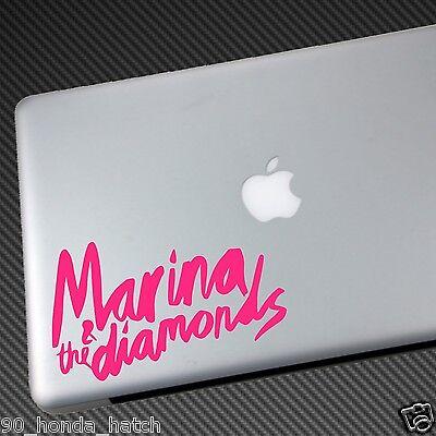 MARINA & THE DIAMONDS VINYL STICKER DECAL shirt cd and froot