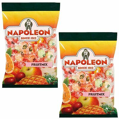 Assorted Fruit Candy - Napoleon Candy Assorted Fruit Mix Sours - (Multi-Pack Varieties)