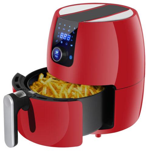 Kitchen Home Electric Deep Air Fryer 3.7Qt Touch Screen Heal