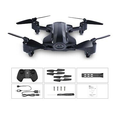 Heiliway HQ912 Foldable FPV Drone with 1080p HD Video Camera GPS RC Quadcopter