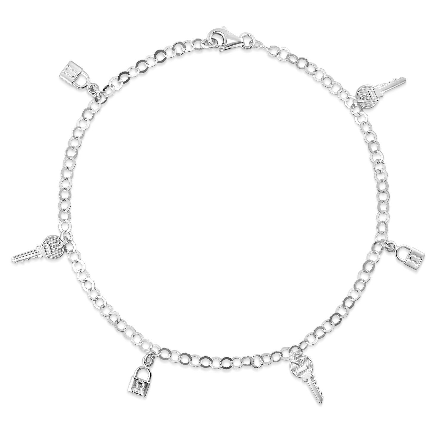 key jewellery fullxfull unicorn zoom anklet bracelet ankle listing body il