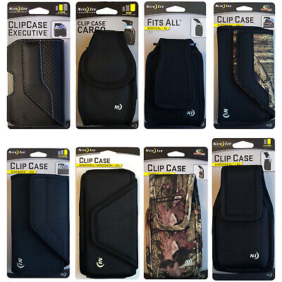 Nite Ize Clip Case Sideways Holster, Cargo, Executive, Fit All Universally-sized - Holster Nite Ize Clip Case
