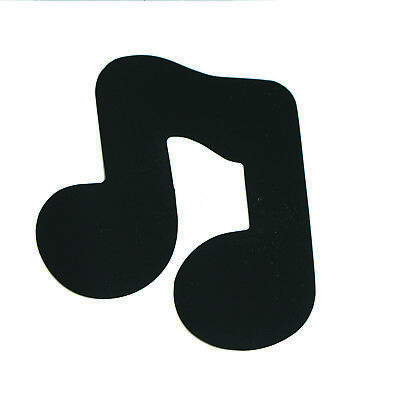Music Note Cutouts Plastic Shapes Confetti Die Cut FREE SHIPPING](Musical Note Cutouts)