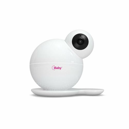 iBaby M6 Wireless High-Definition Baby Monitoring System White 855111003781