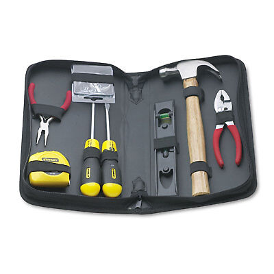 Stanley General Repair Tool Kit in Water-Resistant Black Zippered Case 92680