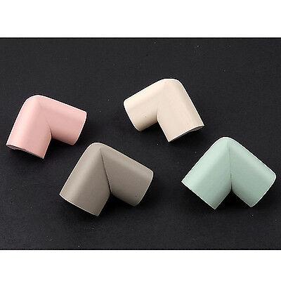 10 Stück Schaumstoff Tisch Kantenschutz Eckenschutz für Baby Kindersicherung