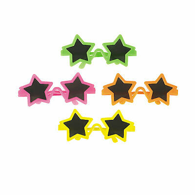 Kids' Star-Shaped Sunglasses - Apparel Accessories - 12 Pieces