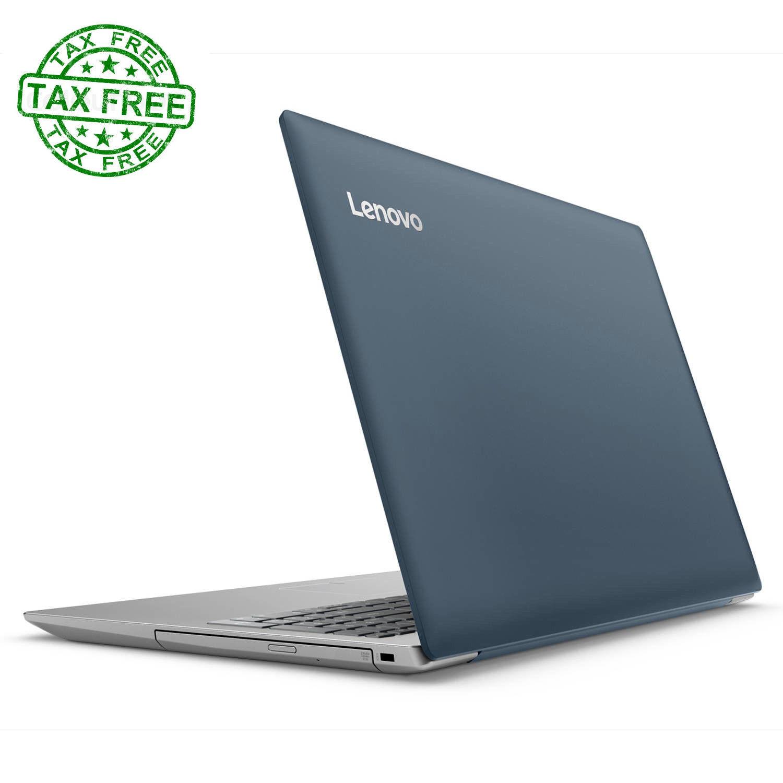 Laptop - BLUE 15.6 Inch Laptop Dual Core 4GB Windows 10 1TB Hard Drive Lenovo Ideapad