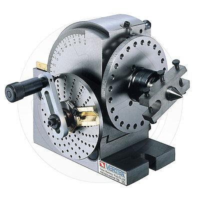 Vertex Semi Universal Dividing Head W Plates Tailstock Bs-0-bh 1001-050