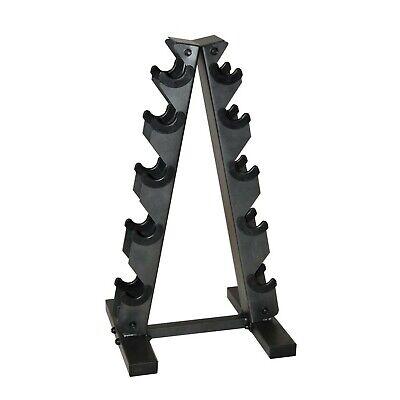 CAP Barbell A-Frame Dumbbell Rack, Rack Only